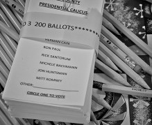 Primary ballot_by John Bollwitt Flickr