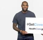 LeBron James Obamacare