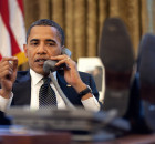 Barack_Obama_on_phone_with_Benjamin_Netanyahu_2009-06-08[1]