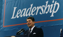 President_Reagan_giving_Campaign_speech_in_Austin,_Texas_1984