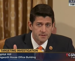 Ryan screen shot IRS hearing